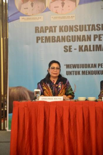 Ketua Komisi II DPRD Kaltim Dukung Pengembangan Peternakan di Kaltim