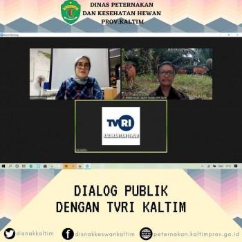 Dialog Publik Dengan TVRI Kaltim