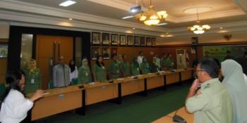 Kadisnak: Data Peternakan  Kota/kabupaten Belum Akurat