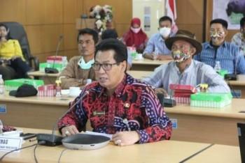 Sosialisasi Pembiayaan Pengembangan Usaha Peternakan DPKH Kaltim & PT. Pertamina