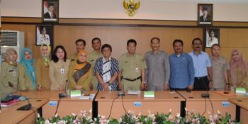 Kunjungan DPRD Kukar Bahas Perda Perijinan Usaha Peternakan