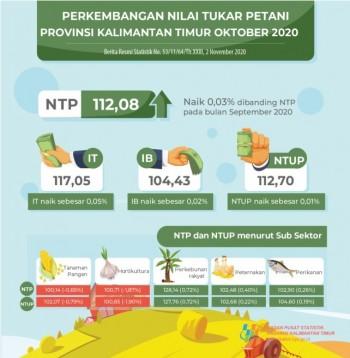 NTP Peternakan Mengalami Peningkatan
