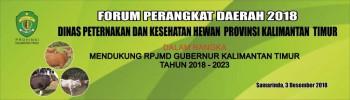 Forum Perangkat Daerah Dinas Peternakan & Keswan Prov. Kalimantan Timur