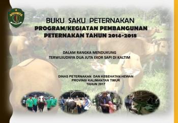 Buku Saku Peternakan 2018