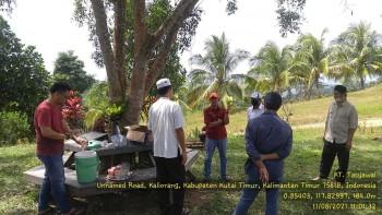 Monitoring Kegiatan Irigasi dan Perpompaan di Kab. Kutai Timur