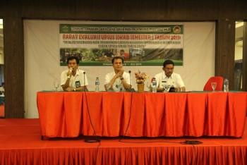 Rapat Evaluasi Upsus Siwab Semester 1 Tahun 2019