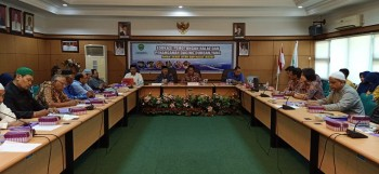 Edukasi Pemotongan Halal dan Penanganan Daging Qurban Yang ASUH (Aman, Sehat, Utuh & Halal)