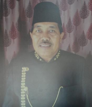 Ir. H. Ibrahim, MP